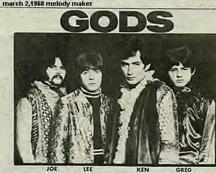 Atomic Rooster, John Mayall, Greg Lake, Jethro Tull, Uriah, Emerson, Rolling Stones, Cool Bands, Live Rock