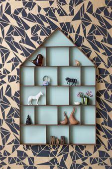 The Dorm shelf - wood - Ferm Living