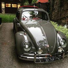 Volkswagen – One Stop Classic Car News & Tips Cabrio Volkswagen, Corvette Cabrio, Vw Mk1, Chevrolet Corvette, Vw Bugs, German Look, Vw Modelle, Van Vw, Carl Benz
