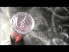 Light-up Tumbler with Straw