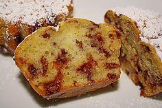 Schnelle Schoko - Bananen - Muffins, ein sehr schönes Rezept aus der Kategorie Kuchen. Bewertungen: 173. Durchschnitt: Ø 4,6.