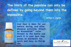 Cool Azul™ is a proprietary essential oil blend created by D. Gary Young that…