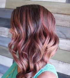 rose gold vibes submission by @kimberlymariestylist