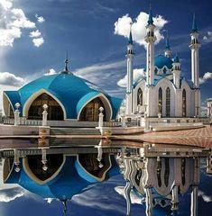 Kazzan City mosque Russia