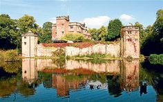 Castle for sale - caverswall, Stoke-on-Trent, City of Stoke-on-Trent, England - 41345341 Stoke On Trent, Uk Area, Castles In England, Gate House, Luxury Holidays, Property For Rent, Beautiful Buildings, Weekend Trips, Historic Homes
