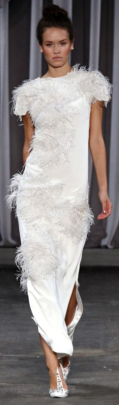 Christian Siriano Spring Summer 2013 Ready-To-Wear collection