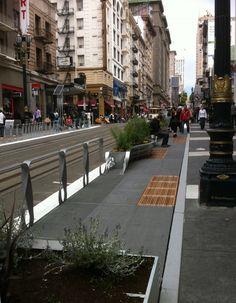 Envy Diseño · Pavimento de Parques: La ciudad de San Francisco