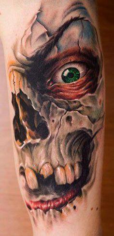 skull tattoo ~❤~