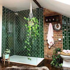Love Renovate — Renovation tour - a beautifully renovated Victorian villa Dream Home Design, My Dream Home, House Design, Dream Rooms, Beautiful Bathrooms, Bathroom Interior Design, Bathroom Inspiration, Bathroom Inspo, House Rooms