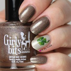 Girly Bits - Is That a Shillelagh In Your Pocket || Oh My Swatch