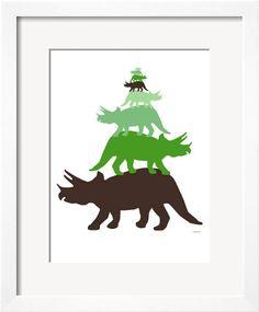 Green Tritop - Art.com | domino.com