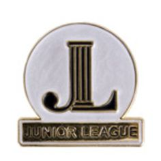 The Junior League Member pin