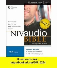 NIV Dramatized Audio Bible (9780310922643) Zondervan , ISBN-10: 031092264X  , ISBN-13: 978-0310922643 ,  , tutorials , pdf , ebook , torrent , downloads , rapidshare , filesonic , hotfile , megaupload , fileserve