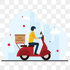 Free Vector Graphics, Vector Art, Truck Icon, Passion Parties, City Icon, Protective Gloves, Delivery Man, Party Background, Flower Delivery