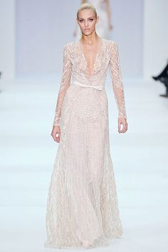 Elie Saab Spring 2012 Couture from NYMag.com -- This collection.  I can't.  It's too beautiful.