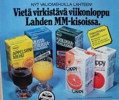 Valion mainos 70-luku