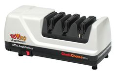 Chef's Choice 1520 AngleSelect Diamond Hone Knife Sharpener-White -- This is an Amazon Affiliate link. Check out this great product.