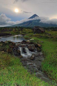 Mayon Volcano 2 - Albay, Philippines