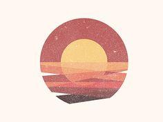 Sunset by Yoga Perdana
