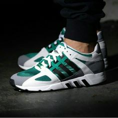 brand new 8201e 4e369 ADIDAS Equipment Running Guidance 93, Sub-Green Sneaker Stores, Sneaker  Games, Best