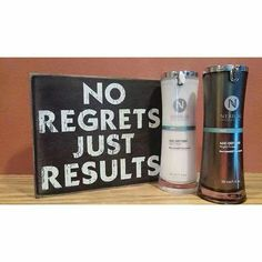 No regrets, just results Www.lc2305.nerium.com