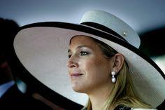 El estilo de una futura reina: Máxima de Holanda - Foto 17