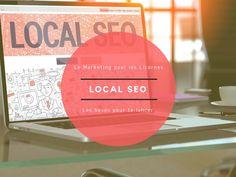 Les bases du référencement local #SEO #LocalSEO #Blogging #référencement
