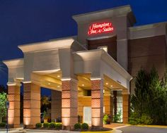 Hampton Inn & Suites Herndon-Reston Hotel, VA - Hotel Exterior