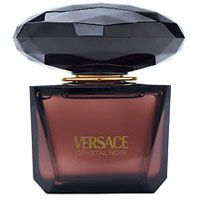Versace Crystal Noir - 50ml Eau de Parfum Spray Versace Crystal Noir 50ml Eau de Parfum Spray - Five years after Versace Woman the label's best-selling fragrance Versace introduce Crystal Noir. The floral-oriental created by Antoine Lie of Giva http://www.comparestoreprices.co.uk/perfumes/versace-crystal-noir--50ml-eau-de-parfum-spray.asp
