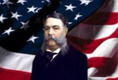 The 21st president, Chester A. Arthur, was said to be born in northern Vermont, but when he succeeded to office in 1881 after the death of President James A.Garfield #presidentchesterarthur #chesterarthur #chesterarthurfacts