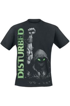 Up Your Fist Glow - Disturbed