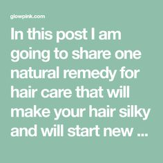 In this post I am going to share one natural remedy for hair care that will make your hair silky and will start new hair growth from clooged hair follicles soi your hair looks more thick You will need 2 Eggs Curd Coconut oil Preparation In a bowl take 1 cup of curd Add 2 …