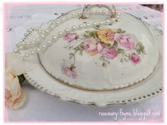 http://rosemary-thyme.blogspot.com/2012/11/limoges-floral-tea-cups-and-butter-dish.html