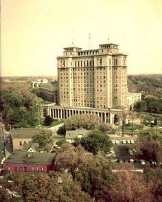 Federal Building - Battle Creek, MI  Formerly Percy Jones General Hospital, Army hospital during WWII