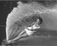 Slalom Waterskiing: THE kickass sport