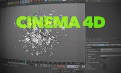 How to easily bake dynamically animated fracture objects out into keyframes in Cinema 4D which will make complex scenes much more manageable.