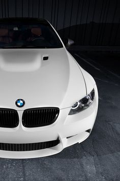Here's your Car Porn of the Day: 2009 Vorsteiner GTS3 BMW M3