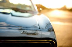 1969 Camaro with the hidden lights.