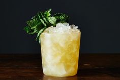 I want this right now. Mai Tai recipe on Food52.com