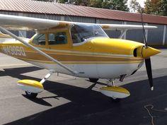 1971 Cessna 172 Skyhawk. Yes please.