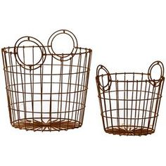 Ainsley Basket Set