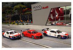Audi Quattro® Experience | Slot Mods Raceways