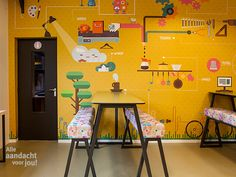 Restyling interieur | MTR - Indoor Outdoor Signing