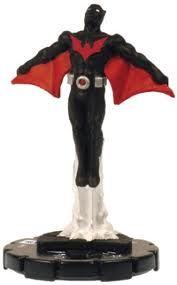 Batman Beyond, future, protégée, heroclix