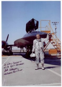 You Must Read This Test Pilot's Story of an SR-71 Disintegrating Midair