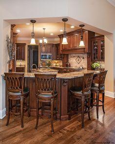 Wood Floors In Kitchen Stuff Floor Tile For From American Olean Flooring Ideas Plan 5020 The Jasper Hill By Donald Gardner Via Flickr Classic