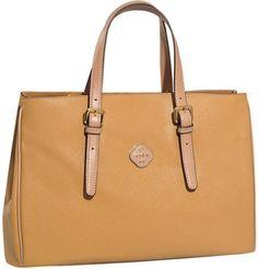 Aker Women's Leather Purse c111y13 682 37x26x15cm Tan