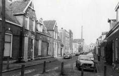 Raamstraat in 1975: