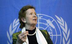 Paz só será alcançada na República Democrática do Congo por meio de processo político, diz enviada da ONU | #África, #Conflito, #M23, #Paz, #ProcessoPolítico, #RepúblicaDemocráticaDoCongo