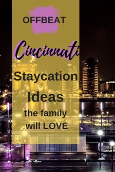 Looking for offbeat Cincinnati Staycation Ideas? Go beyond the classic Cincinnati staples by discovering these hidden gem Cincinnati staycation ideas. Toddler Travel, Travel With Kids, Family Travel, Loveland Castle, Stuff To Do, Things To Do, Columbus Zoo, Fossil Hunting, Abandoned Amusement Parks